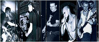 The Sick: Band Members
